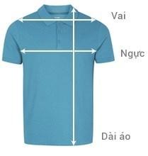 cách đo size áo