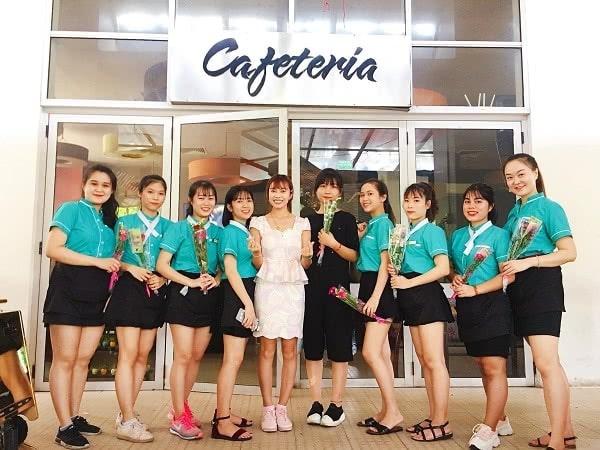 Ao Thun Dong Phuc Cafeteria