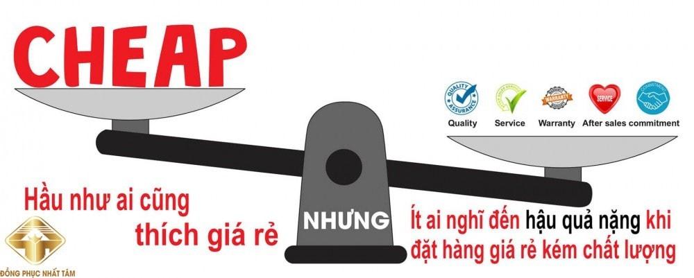 Bao Gia Ao Dong Phuc