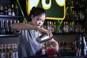 Dat May Ao Dong Phuc Quan Cafe