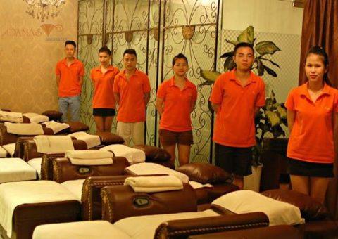 Mau Ao Dong Phuc Spa