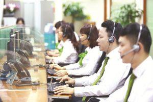 Ao Dong Phuc Ngan Hang Vietcombank