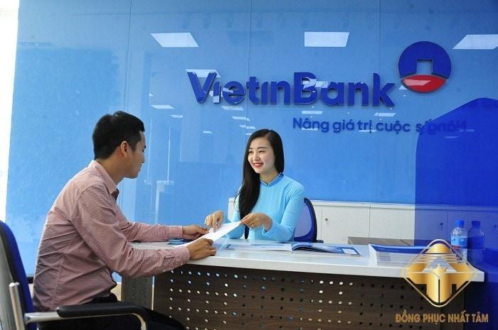 Dong Phuc Ngan Hang Vietinbank