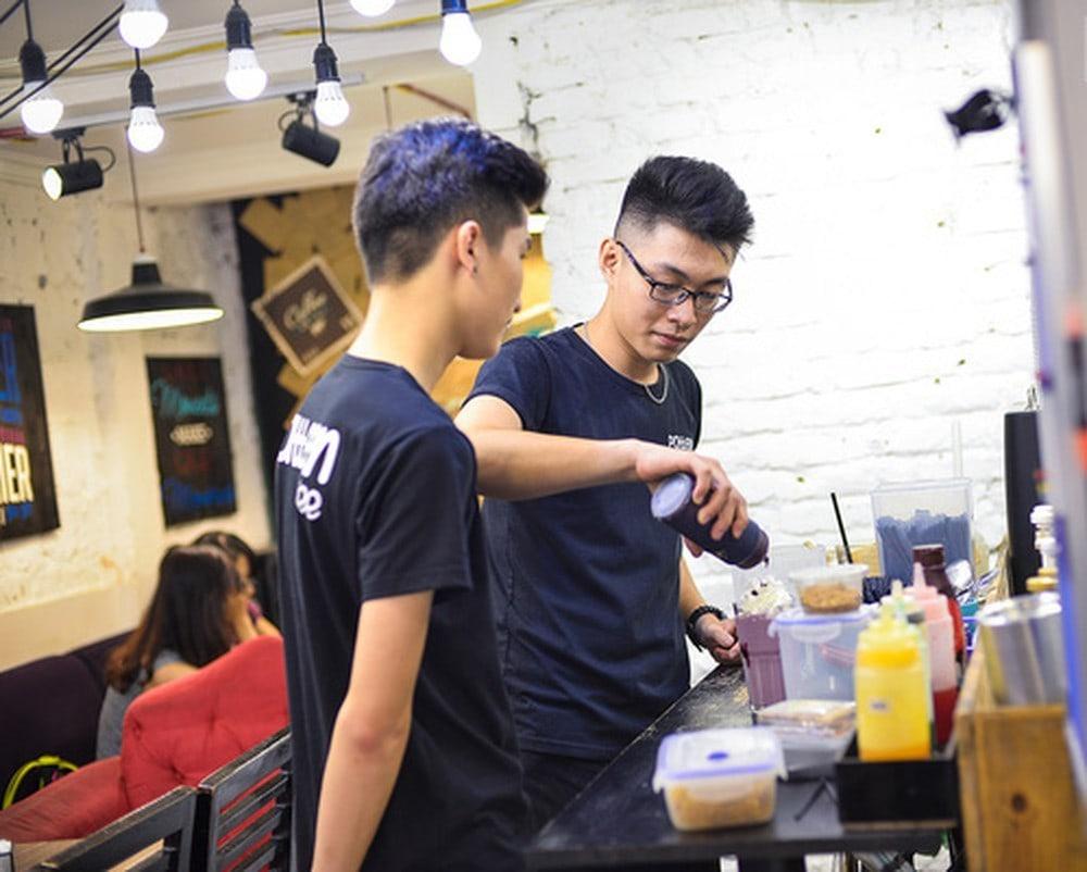 Dong Phuc Pha Che Quan Cafe