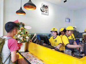 Dong Phuc Quan Cafe Ob Cafe