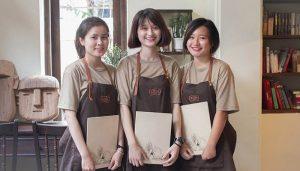 Dong Phuc Quan Cafe Tap De