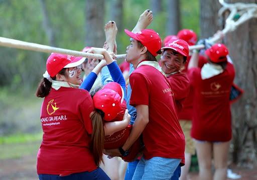 Dong Phuc Team Building Mu Non