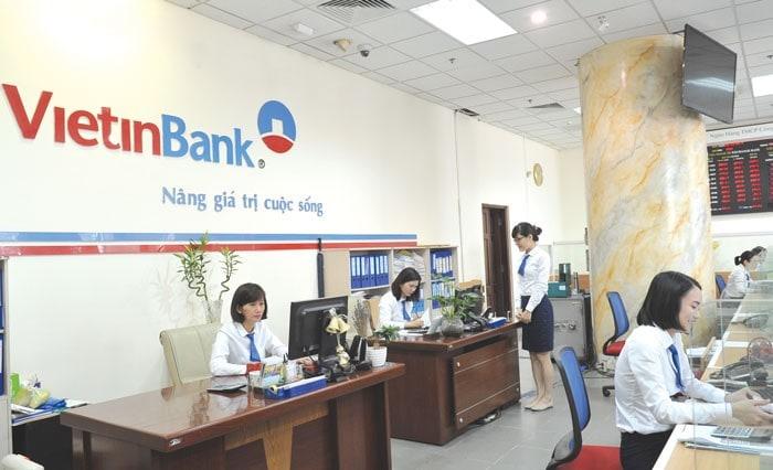 Mau Dong Phuc Vietinbank