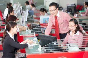 Ao Dong Phuc Ngan Hang Techcombank