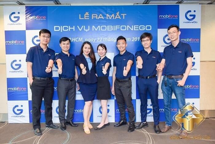 Dong Phuc Mobifone