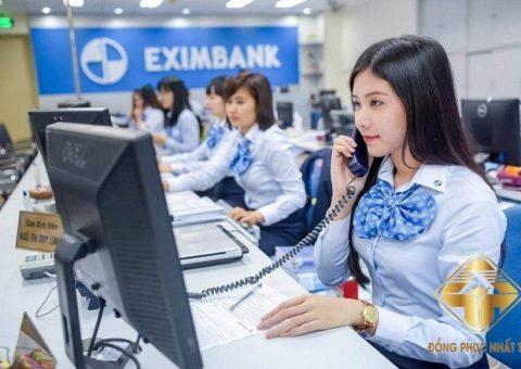 Dong Phuc Ngan Hang Eximbank