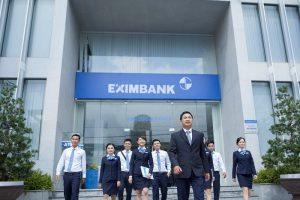 Dong Phuc Ngan Hang Eximbank In Logo