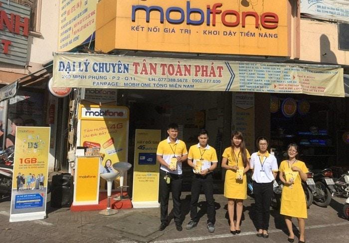 Mau Dong Phuc Mobifone Dep