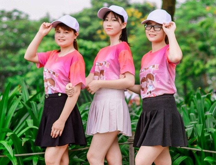 Xuong May Dong Phuc Hoc Sinh 3d