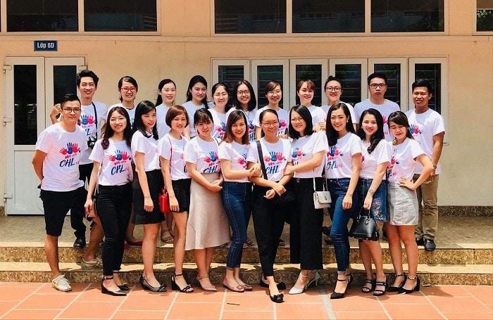 Ao Thun Co Tron Ky Niem 15 Nam Ra Truong