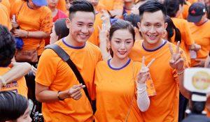 Chon Mau Sac Ao Thun Co Tron