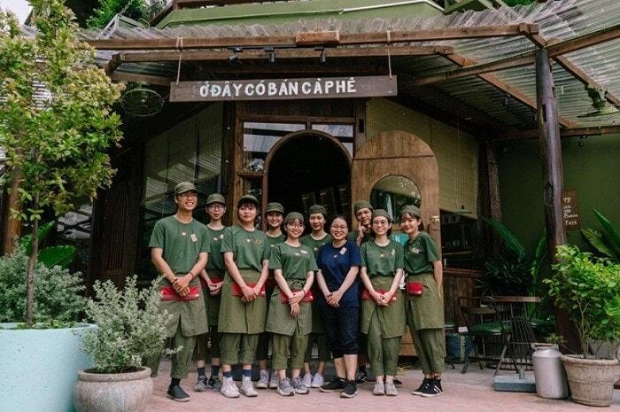 Xuong May Mu Luoi Trai Cho Quan Cafe