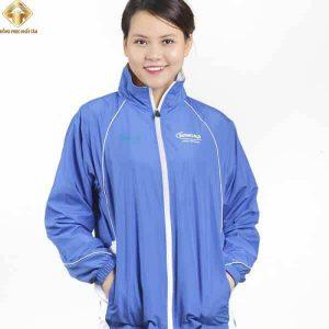 áo khoác đồng phục ak02