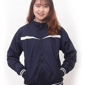áo khoác đồng phục ak04