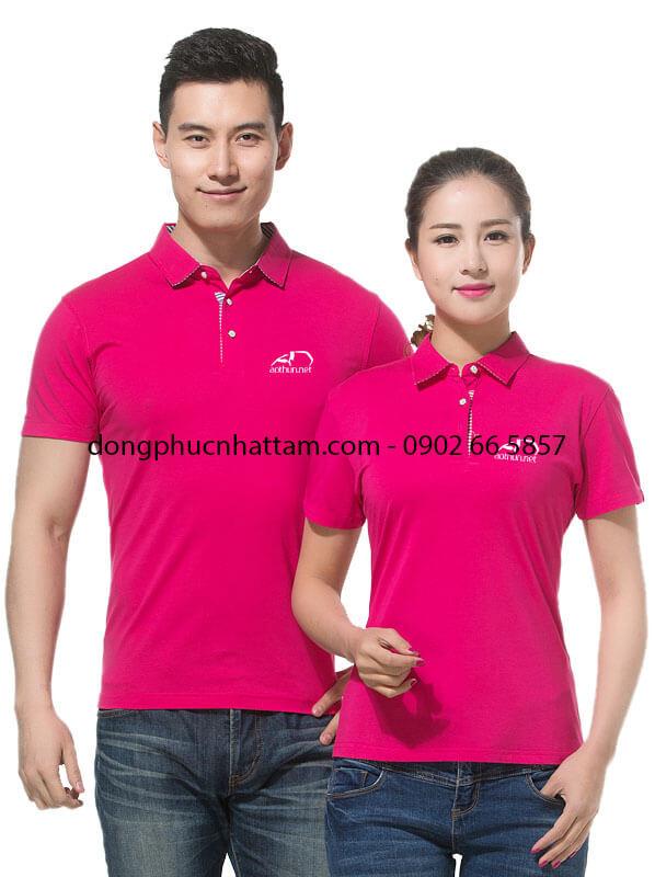 Ao Thun Dong Phuc Co So Mi