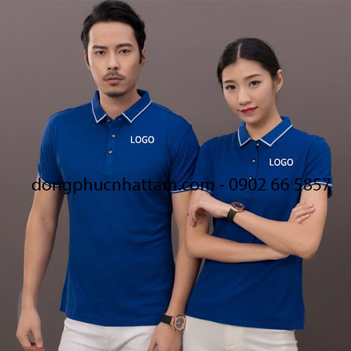 Ao Thun Dong Phuc Co Tru